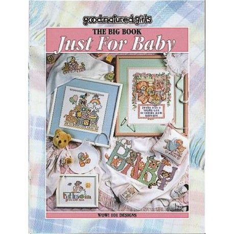 The Big Book Just for Baby