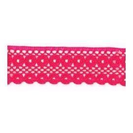 Puntilla Nylon 20 mm FUCSIA