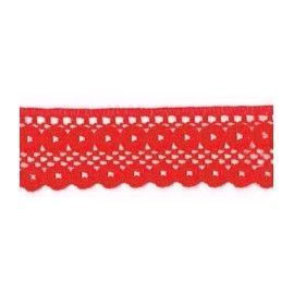 Puntilla Nylon 20 mm ROJO