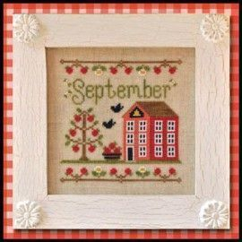 September Cottage. Country Cottage