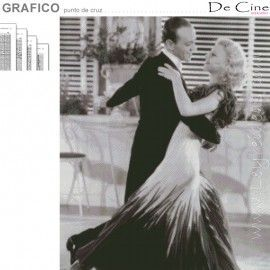 Fred Astaire y Ginger Rogers - GRAFICO