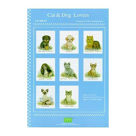 Cat & dog lovers