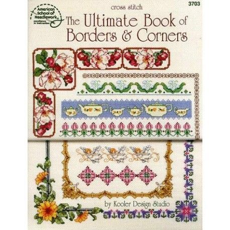 The Ultimate Book of Borders & Corners
