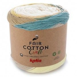 Katia Fair Cotton Craft. 200 gr,