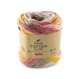 Katia Fair Cotton Craft. 200 gr, c/601