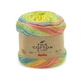 Katia Fair Cotton Craft. 200 gr, c/602