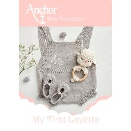 Anchor Baby Pure Cotton My First Layette