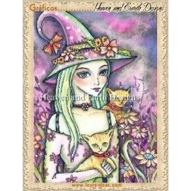QS Blossom Witch