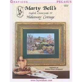 Marty Bell.Hideaway Cottage